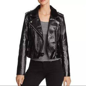 NWT Blank NYC Black Moto Jacket